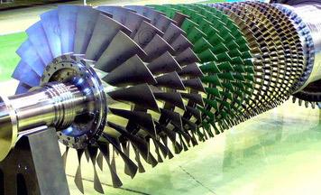 کمپرسور محوری (توربین گاز قسمت ۴)